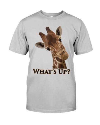 Giraffe What's up