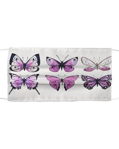 Butterfly Face Mask 11
