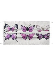Butterfly Face Mask 11 Cloth face mask front