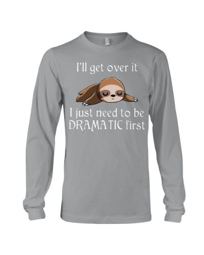 Sloths Dramatic