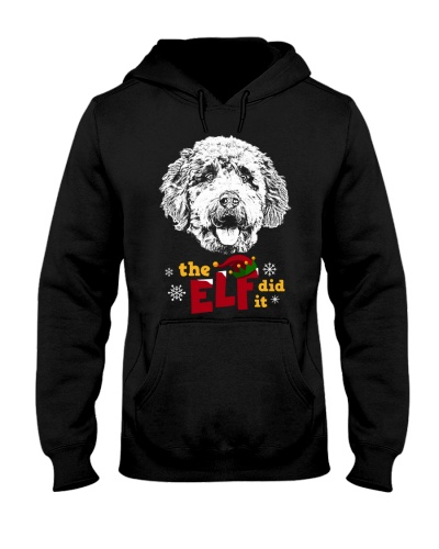 Goldendoodle Christmas 21