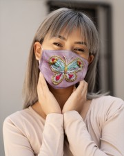 Butterfly Face Mask 5 Cloth face mask aos-face-mask-lifestyle-17