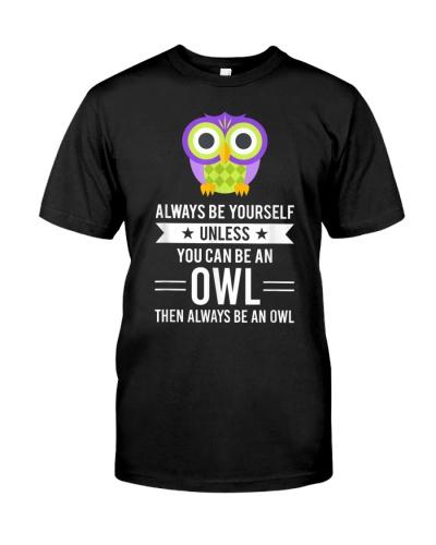 Owls Shirt 3