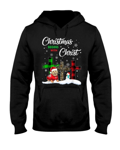 Goldendoodle Christmas 13