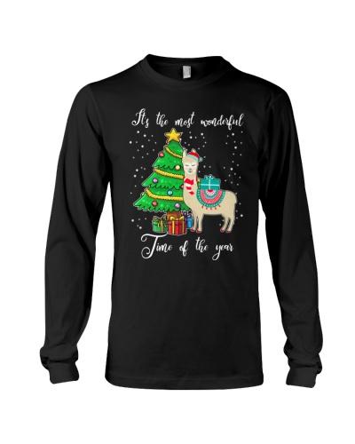 Llamas Christmas 34