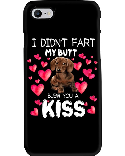 My butt Kiss - Dachshund