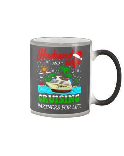 Husband and Wife Cruise Christmas