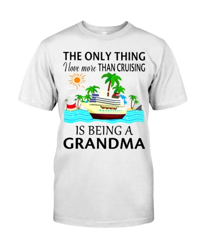 Cruising Grandma