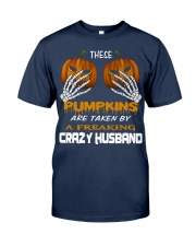 These Pumpkins - Crazy Husband Classic T-Shirt tile
