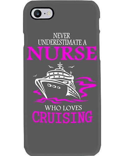 Nurse Love Cruising