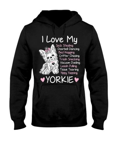 Yorkie Christmas 24