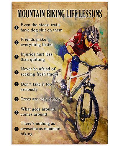 Mountain Biking Life Lessons