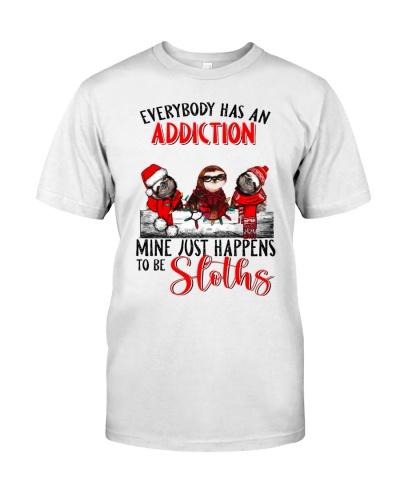 Addiction Sloths