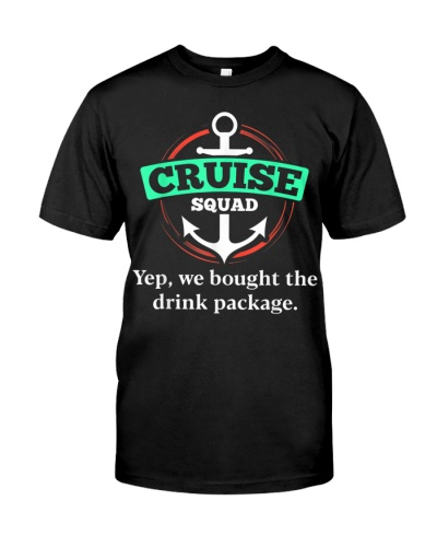 Cruise Squad Drink package