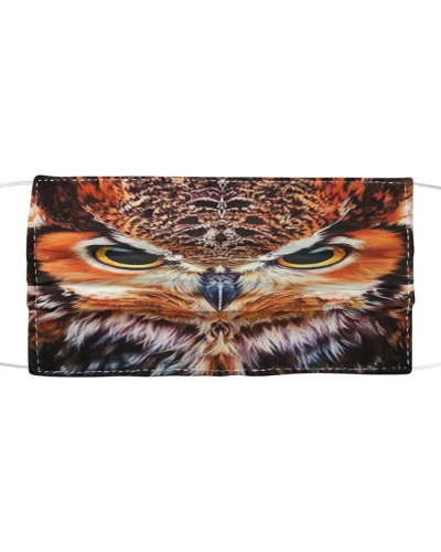 Owls Face Mask 29