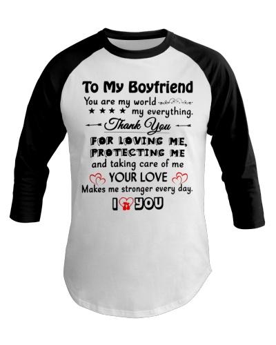 To my Boyfriend Cat