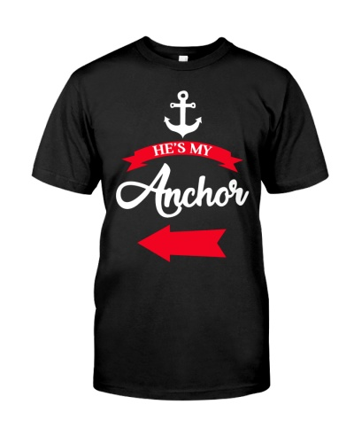 He's my Anchor