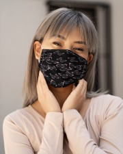 Butterfly Face Mask 6 Cloth face mask aos-face-mask-lifestyle-17