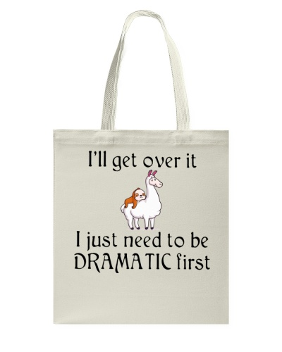 Llamas Dramatic