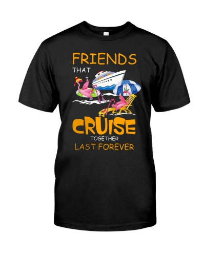 Friends Cruise Forever