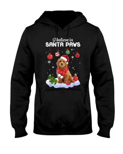 Goldendoodle Christmas 6