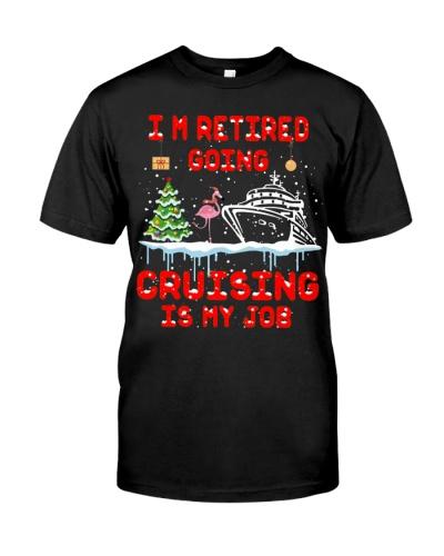 Retired Cruising is my job