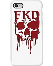 FKD Frankford Philadelphia Dripping Skull Phone Case thumbnail