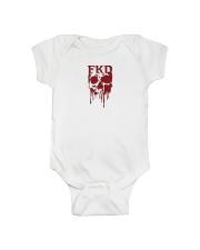 FKD Frankford Philadelphia Dripping Skull Onesie thumbnail