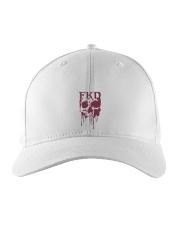 FKD Frankford Philadelphia Dripping Skull Embroidered Hat thumbnail