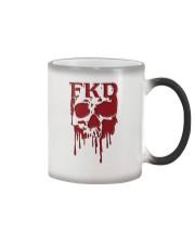 FKD Frankford Philadelphia Dripping Skull Color Changing Mug thumbnail