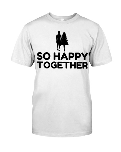 So Happy Together-Wedding couple