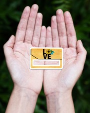 Credit Card Coverove Sticker - Single (Horizontal) aos-sticker-single-horizontal-lifestyle-front-20