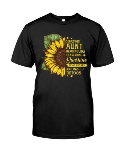 Sunflower Aunt
