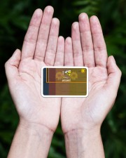 Credit Card Cover Sticker - Single (Horizontal) aos-sticker-single-horizontal-lifestyle-front-20