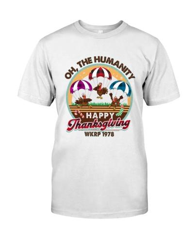 Humanity Happy Thanksgiving