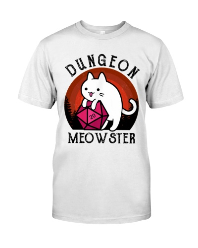 Dungeon Meowster