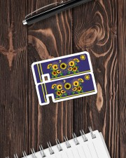 Credit Card Cover 2 pieces Sticker - Single (Horizontal) aos-sticker-single-horizontal-lifestyle-front-05