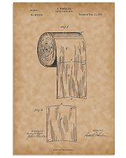 Toilet Paper Roll 1891 11x17 Poster front