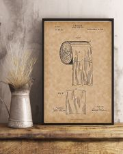 Toilet Paper Roll 1891 11x17 Poster lifestyle-poster-3