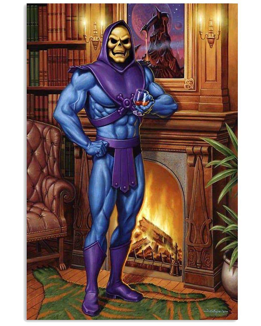 Skeletor 11x17 Poster