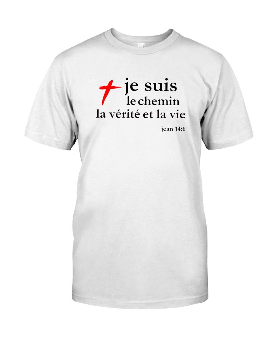 Je suis le chemin Classic T-Shirt