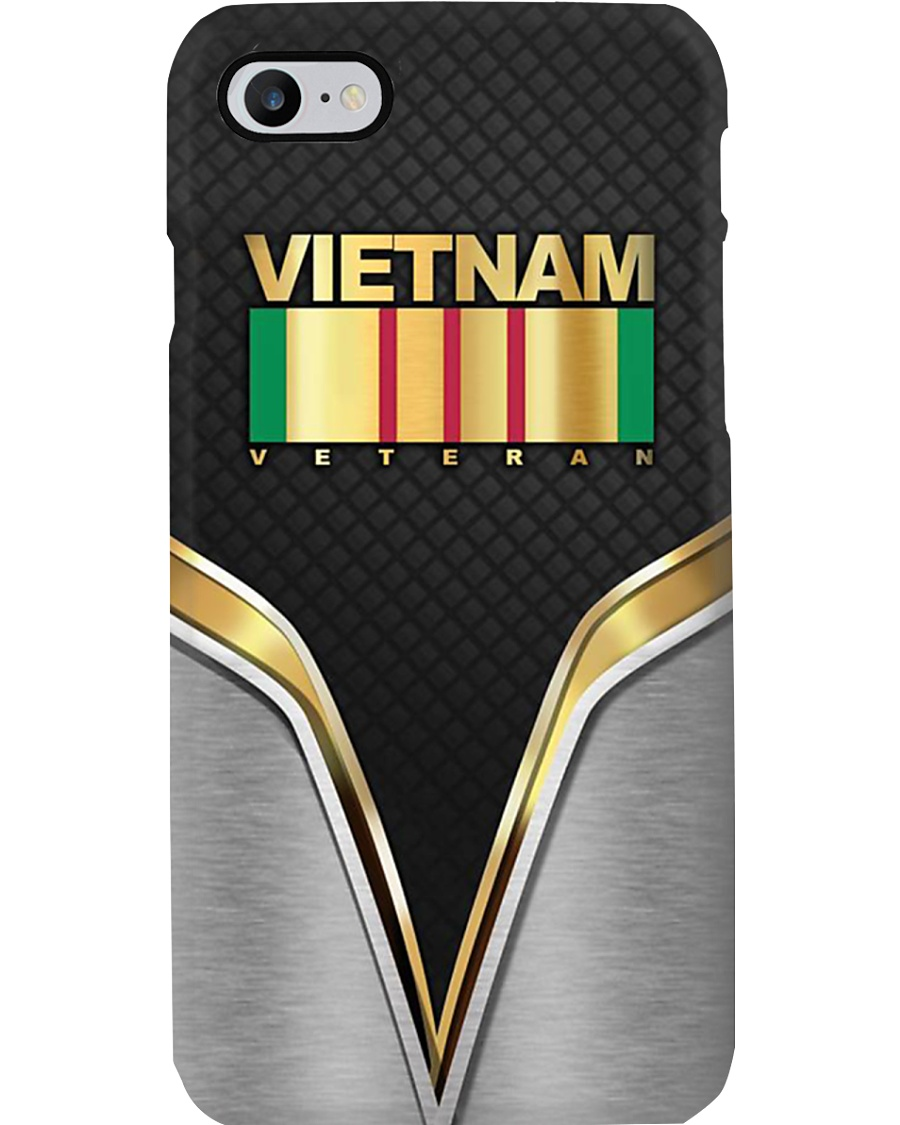 Vietnam Veteran phone case Phone Case
