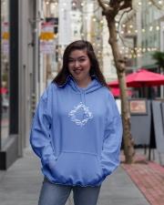 Riya Hooded Sweatshirt lifestyle-unisex-hoodie-front-2