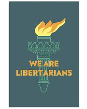 Liberty Torch Poster 11x17 Poster front
