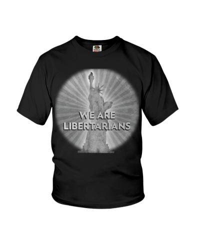 We Are Libertarians Strongman Design