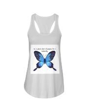 Butterfly Ladies Flowy Tank thumbnail