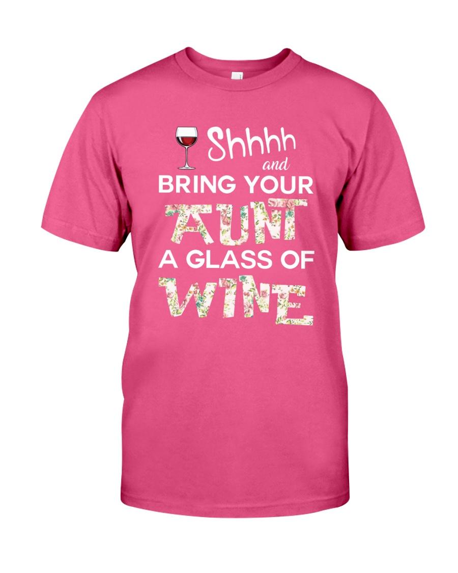 aunt-wine Premium Fit Mens Tee