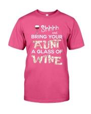 aunt-wine Premium Fit Mens Tee front