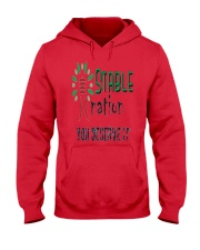 STABLE NATION  Hooded Sweatshirt front