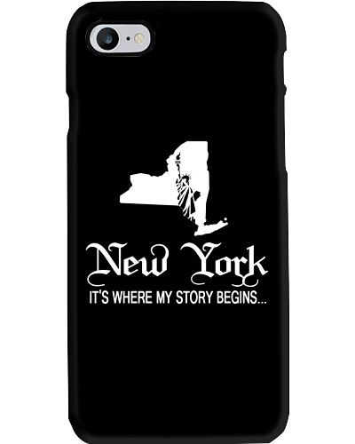 New York - Its Where My Story Begins
